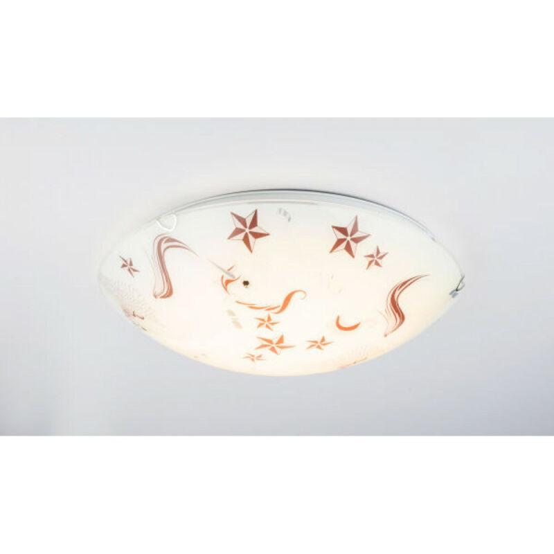 Globo NATALIE 40609-30 mennyezeti lámpa  króm   fém   LED - 1 x 30W   1668 lm  3000 K  IP20   A