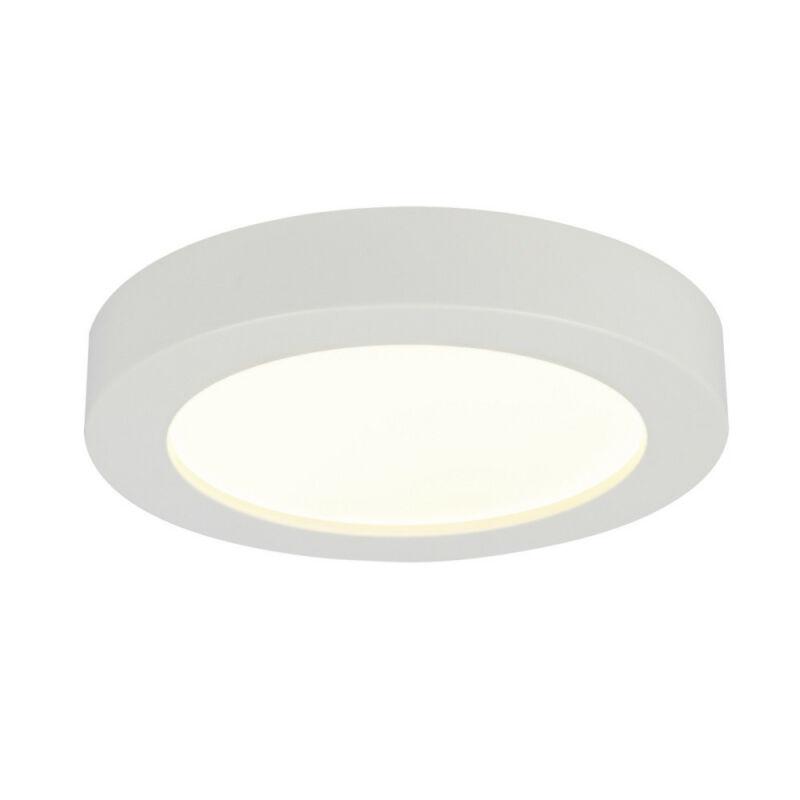 Globo PAULA 41605-12 fürdőszoba mennyezeti lámpa fehér alumínium 1 * LED max. 12 W LED 1 db 900 lm 3000 K A+