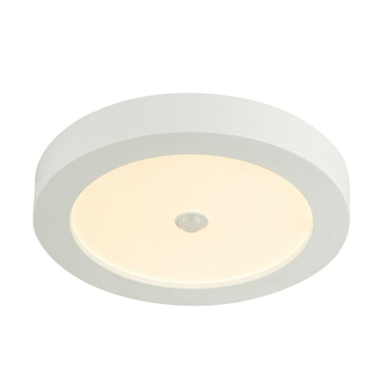 Globo PAULA 41605-18S fürdőszoba mennyezeti lámpa fehér alumínium 1 * LED max. 18 W LED 1 db 1600 lm 3000 K A+