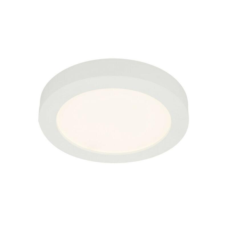 Globo PAULA 41605-22 fürdőszoba mennyezeti lámpa fehér alumínium 1 * LED max. 22 W LED 1 db 1900 lm 3000 K A+