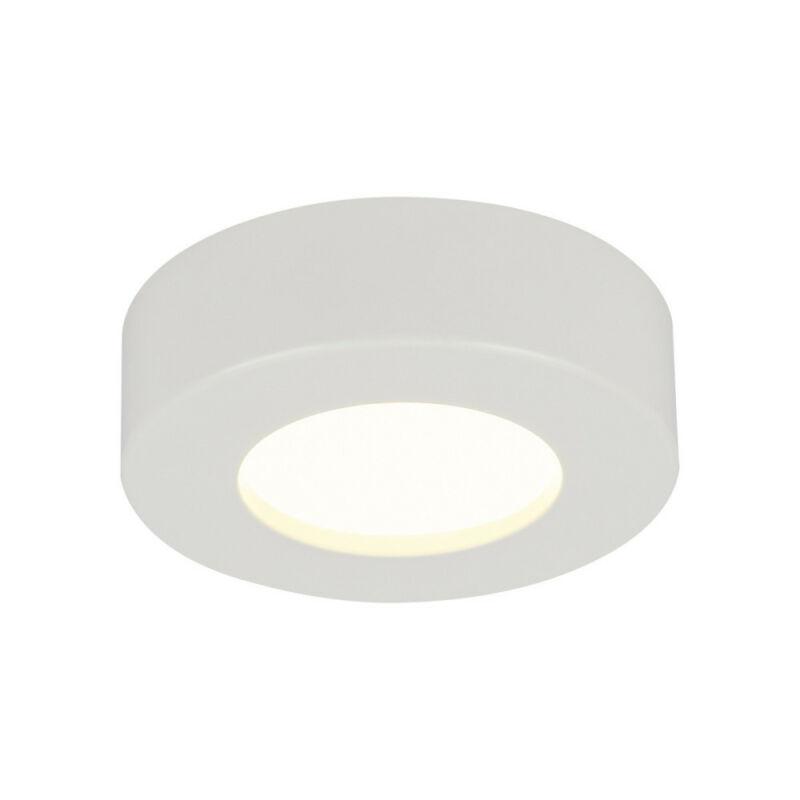 Globo PAULA 41605-9D kültéri mennyezeti led lámpa fehér alumínium 1 * LED max. 9 W LED 1 db 650 lm A+
