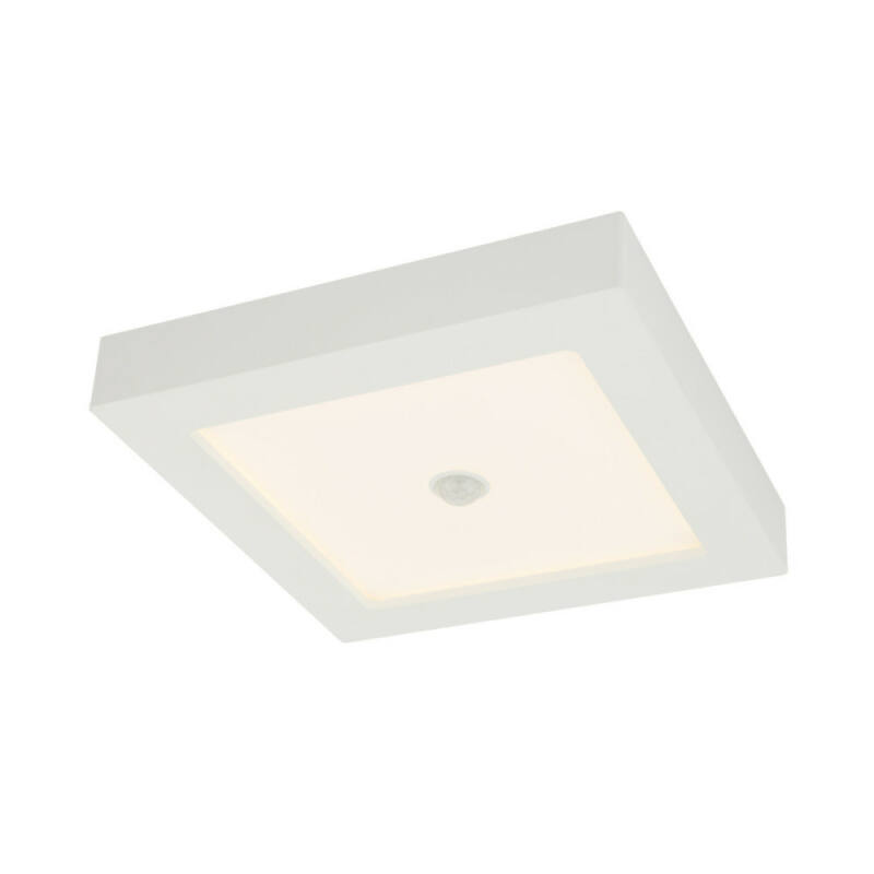 Globo SVENJA 41606-18S fürdőszoba mennyezeti lámpa fehér alumínium 1 * LED max. 18 W LED 1 db 1600 lm 3000 K A+