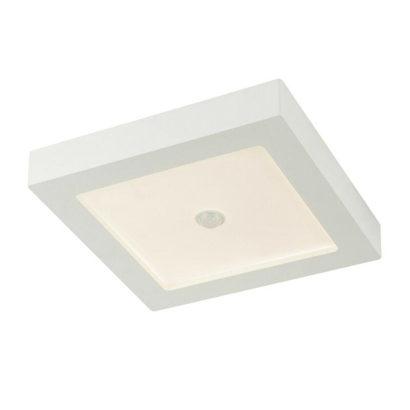 Globo SVENJA 41606-18S fürdőszoba mennyezeti lámpa  fehér   alumínium   1 * LED max. 18 W   1600 lm  3000 K  A+