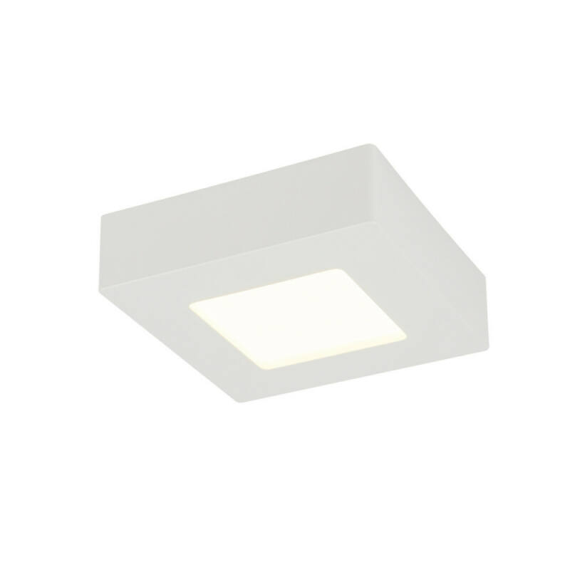Globo SVENJA 41606-6 fürdőszoba mennyezeti lámpa fehér alumínium 1 * LED max. 6 W LED 1 db 450 lm 3000 K A