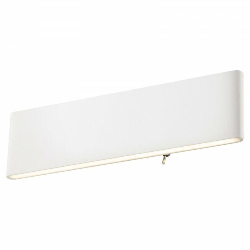 Globo SIEGFRIED 41751-12W fali lámpa kapcsolóval 1 * LED max. 12 W LED 1 db 700 lm 3000 K A