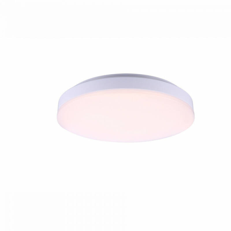 Globo VOLARE I 41803 fürdőszoba mennyezeti lámpa 1 x max. 12W LED 1 db 960 lm 3000 K IP44 A+