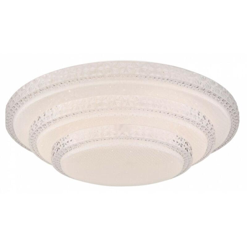 Globo MAGNIFIQUE 48005FSH-30 okoslámpa fehér fém 1 * LED max. 30 W LED 1 db 2300 lm IP20 F
