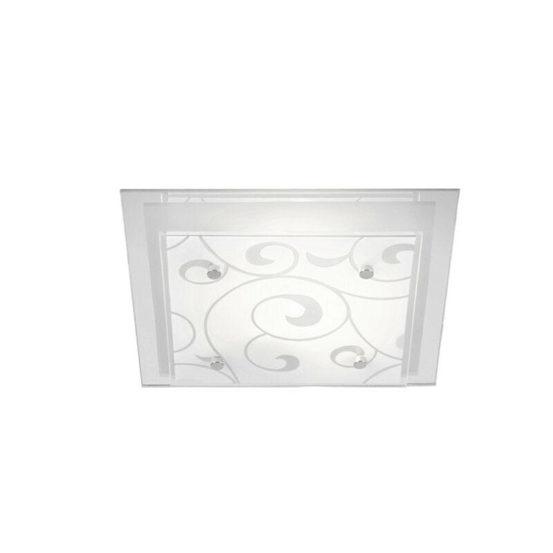 Globo DIA 48062-2 mennyezeti lámpa fehér fém 2 * E27 ILLU max. 60 W E27 ILLU 2 db IP20