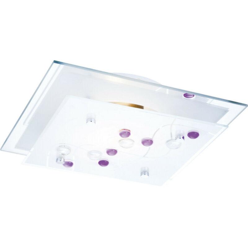 Globo BALLERINA 48072 mennyezeti lámpa fehér fém 1 * E27 ILLU max. 60 W E27 ILLU 1 db IP20
