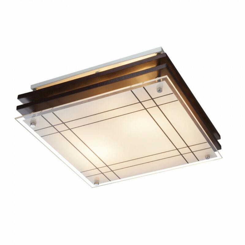 Globo KADAVU 48089-2 mennyezeti lámpa barna fa 2 * E27 max. 60 W E27 2 db