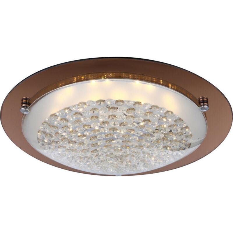 Globo TABASCO 48264 mennyezeti kristálylámpa 1 * LED max. 18 W LED 1 db 1250 lm 3100 K A+
