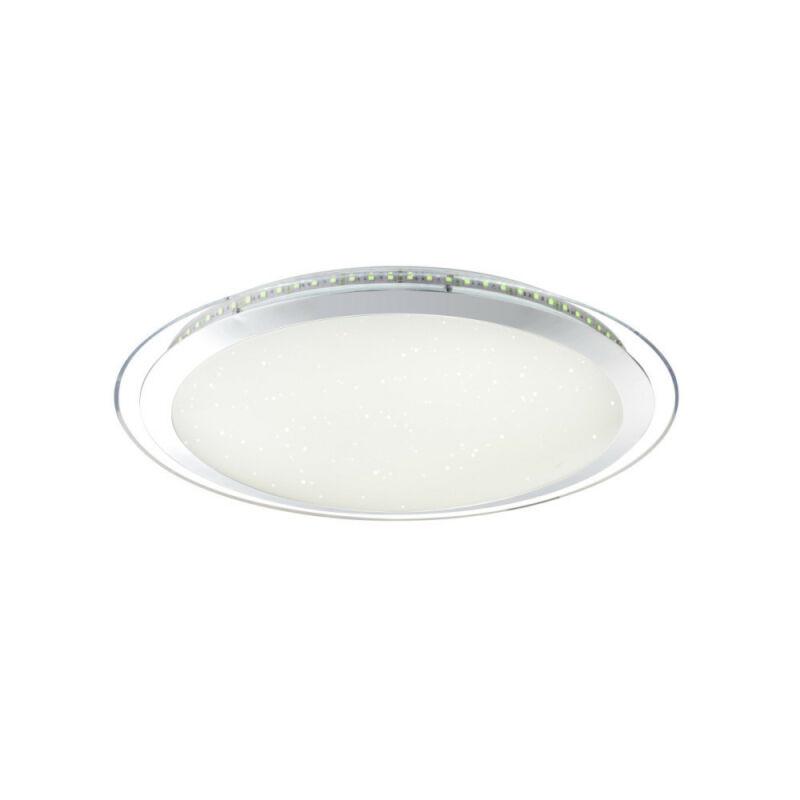 Globo NICOLE 48365-60 ufó lámpa  fehér   fém   1 * LED max. 60 W   LED   1 db  3300 lm  A