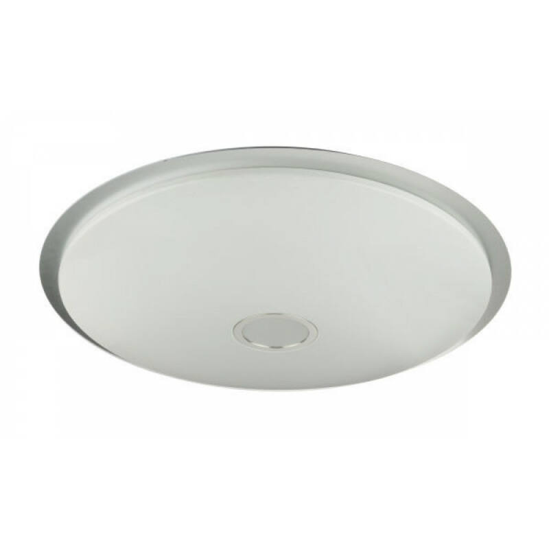 Globo RUDI 48379-80 mennyezeti lámpa  króm   fém   LED - 1 x 80W   5200 lm  IP20   A+