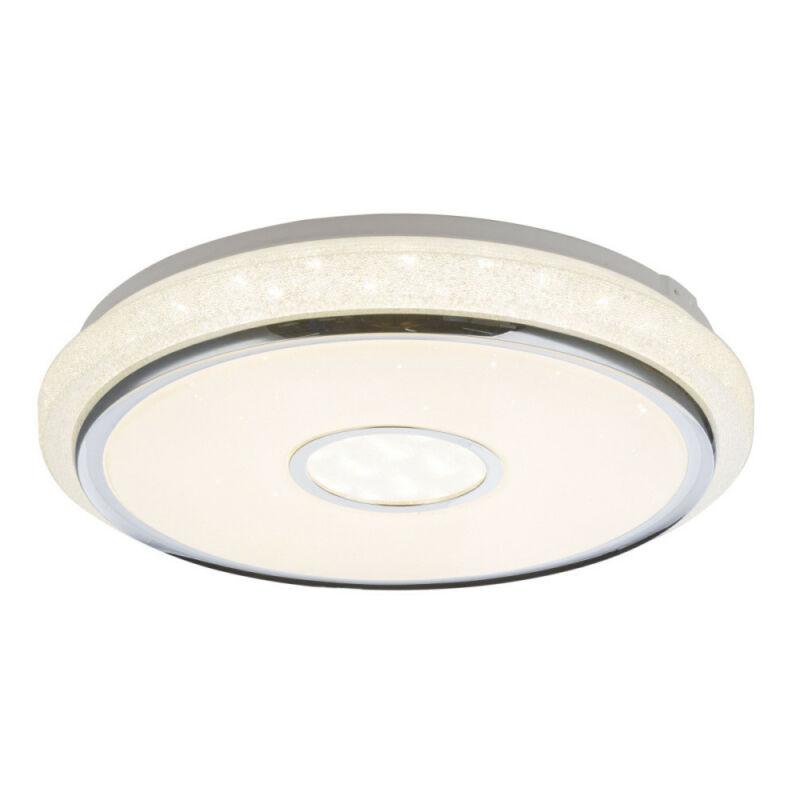 Globo DANI 48389-40 mennyezeti lámpa  króm   fém   1 * LED max. 40 W   3100 lm  A+