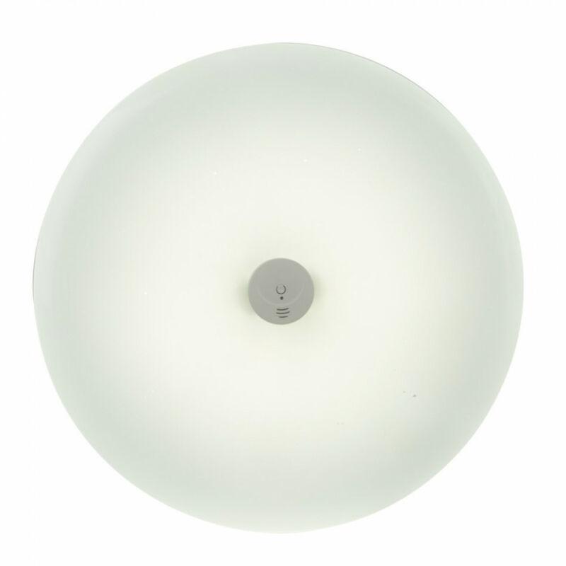 Globo DANI 48389-60 mennyezeti lámpa  króm   fém   RGB LED - 1 x 60W   LED   1 db  3600 lm  IP20   A