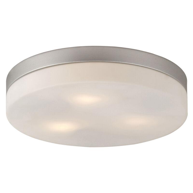 Globo OPAL 48403 mennyezeti lámpa matt nikkel fém 3 * E27 ILLU max. 40 W E27 ILLU 3 db IP20