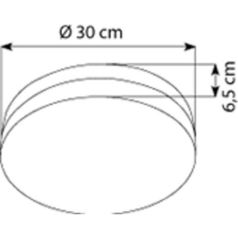 Globo OPAL 48403 mennyezeti lámpa  3 * E27 ILLU max. 40 W
