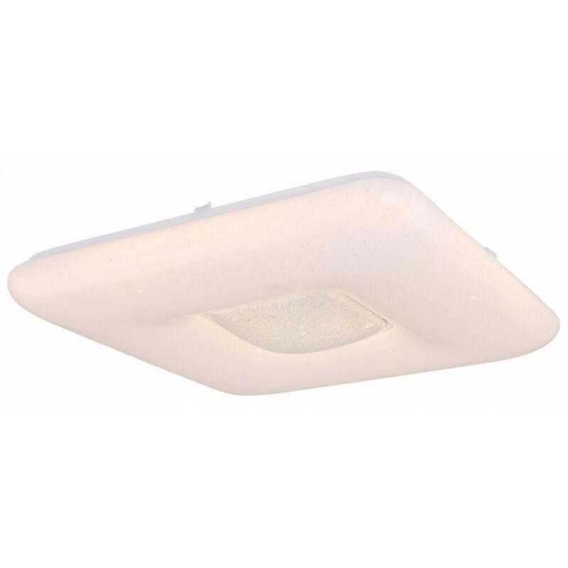 Globo TRYSTAN 48409-48RGBSH okoslámpa fehér fém 1 * RGBW LED max. 54 W RGBW LED 1 db 3200 lm IP20 G