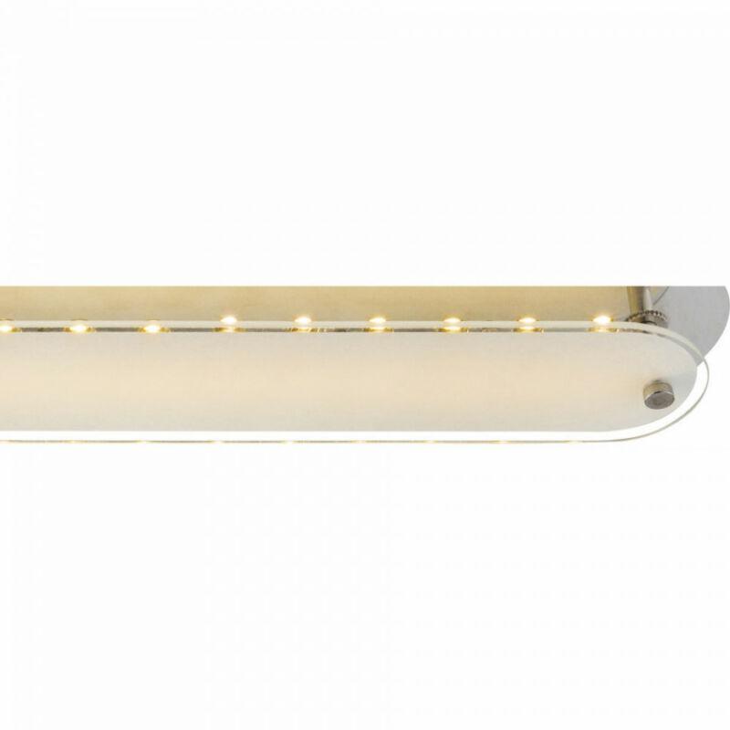 Globo OBITOR 48542-9 fali lámpa króm 1 x max. 9W LED 1 db 492 lm 3000 K IP20 A