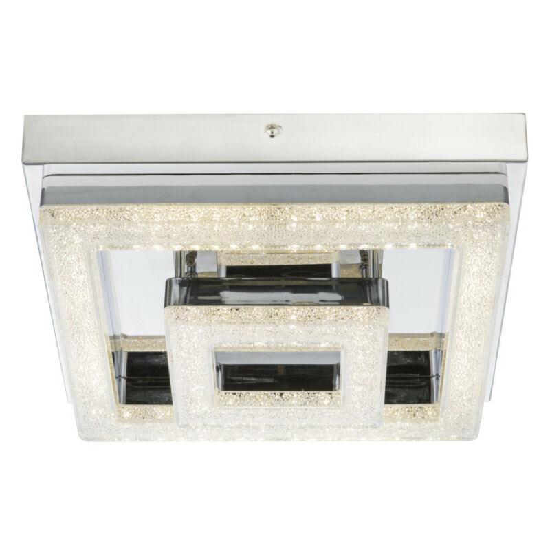 Globo FOGO 49246-16 mennyezeti lámpa  acél   acél   1 * LED max. 16 W   LED   1 db  950 lm  4000 K  A