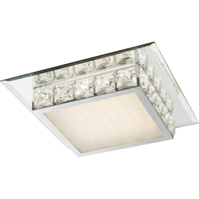 Globo MARGO 49355-18 mennyezeti kristálylámpa  króm   1 * LED max. 18 W   1250 lm  4000 K  A