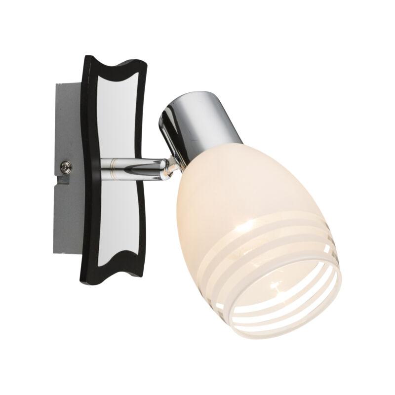 Globo TOAY 541010-1 fali lámpa króm 1 * E14 max. 40 W E14 1 db