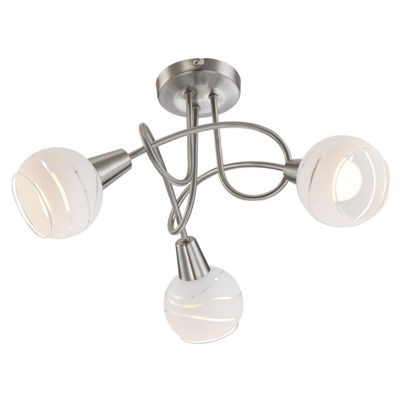 Globo ELLIOTT 54341-3 mennyezeti lámpa  3 * E14 LED max. 5 W   320 lm  3000 K  A+