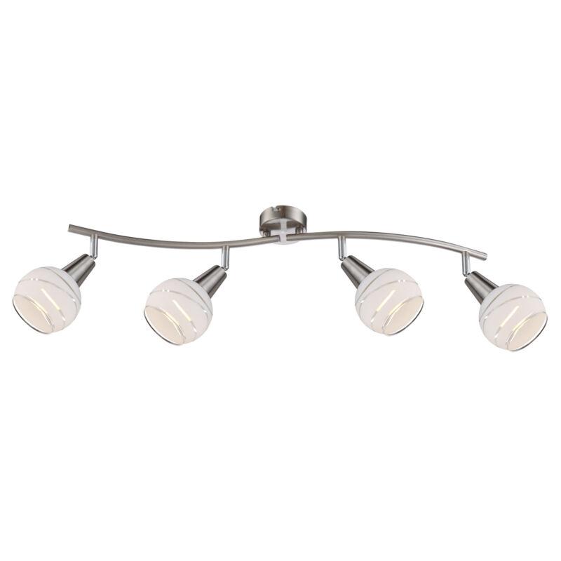 Globo ELLIOTT 54341-4 mennyezeti lámpa 4 * E14 LED max. 5 W E14 LED 4 db 320 lm 3000 K A+