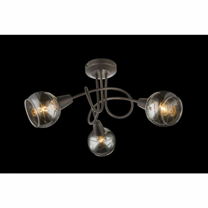 Globo ISLA 54347-3 mennyezeti lámpa bronz 3 * E14 LED max. 4 W E14 LED 3 db 196 lm 3000 K A+