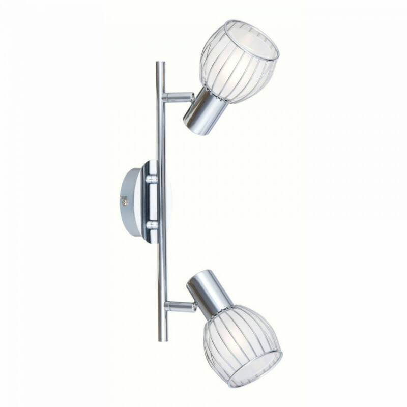 Globo COLUBRIS 54531-2 fali lámpa króm 2 x E14 max. 40w E14 2 db IP20