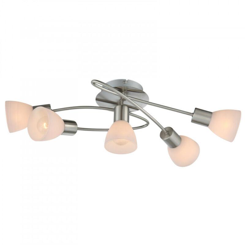 Globo PANNA 54533-5D mennyezeti lámpa  5 x E14 max. 40w   IP20