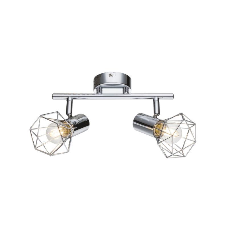 Globo XARA I 54802-2 mennyezeti lámpa króm 2 * E14 max. 40 W E14 2 db