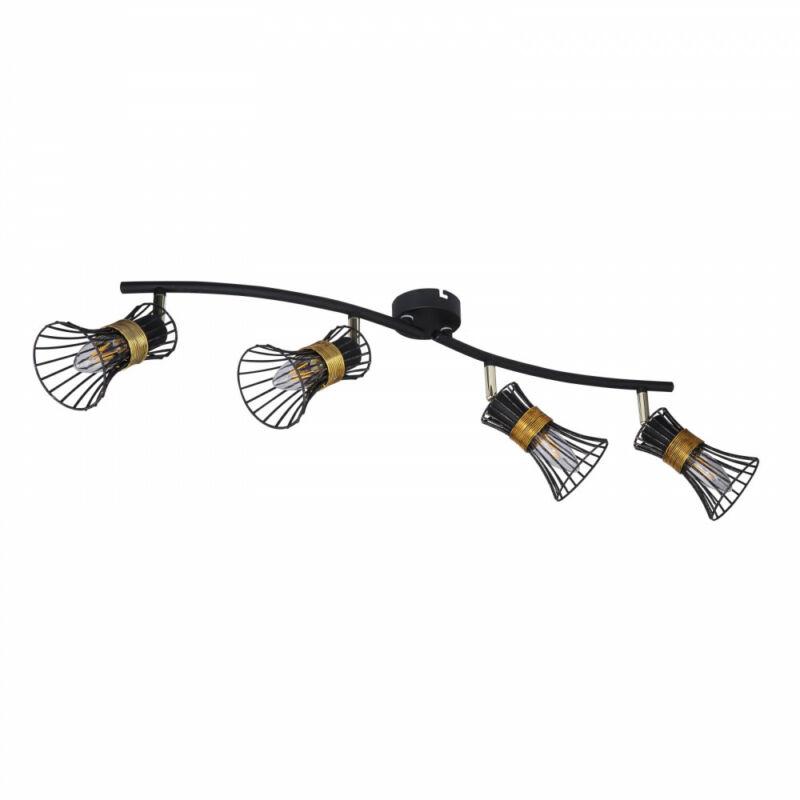 Globo PURRA 54814-4 mennyezeti lámpa  4 * E14 max. 40 W   E14   4 db