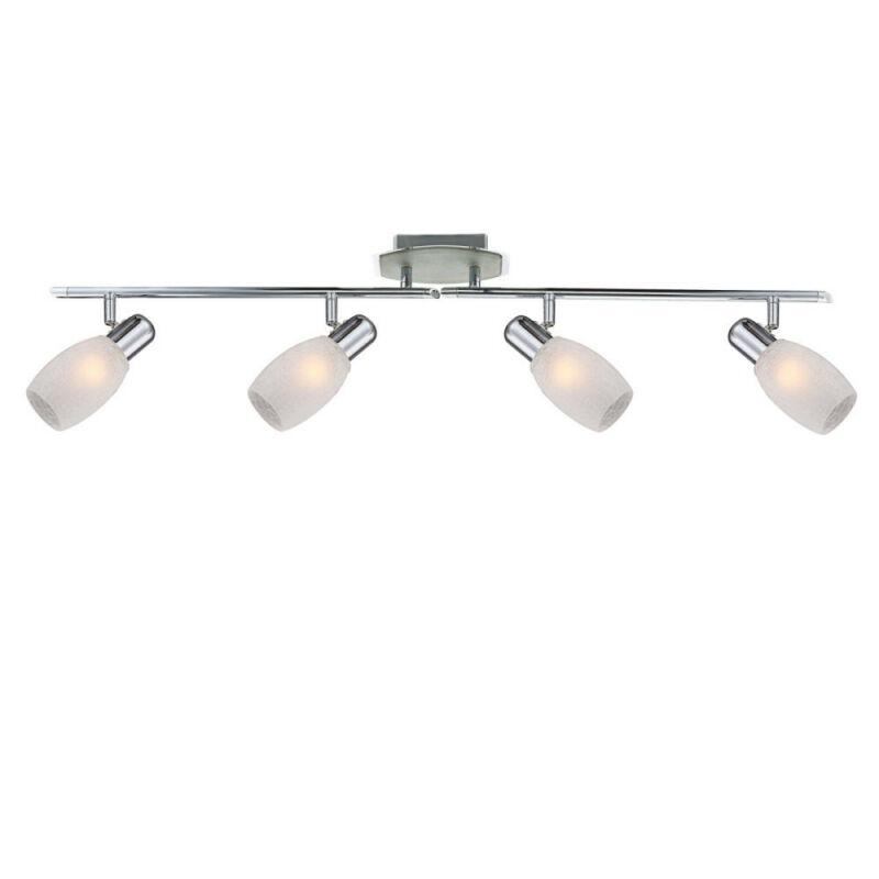 Globo CYCLONE 54917-4 mennyezeti lámpa  króm   4 * E14 max. 40 W   E14   4 db