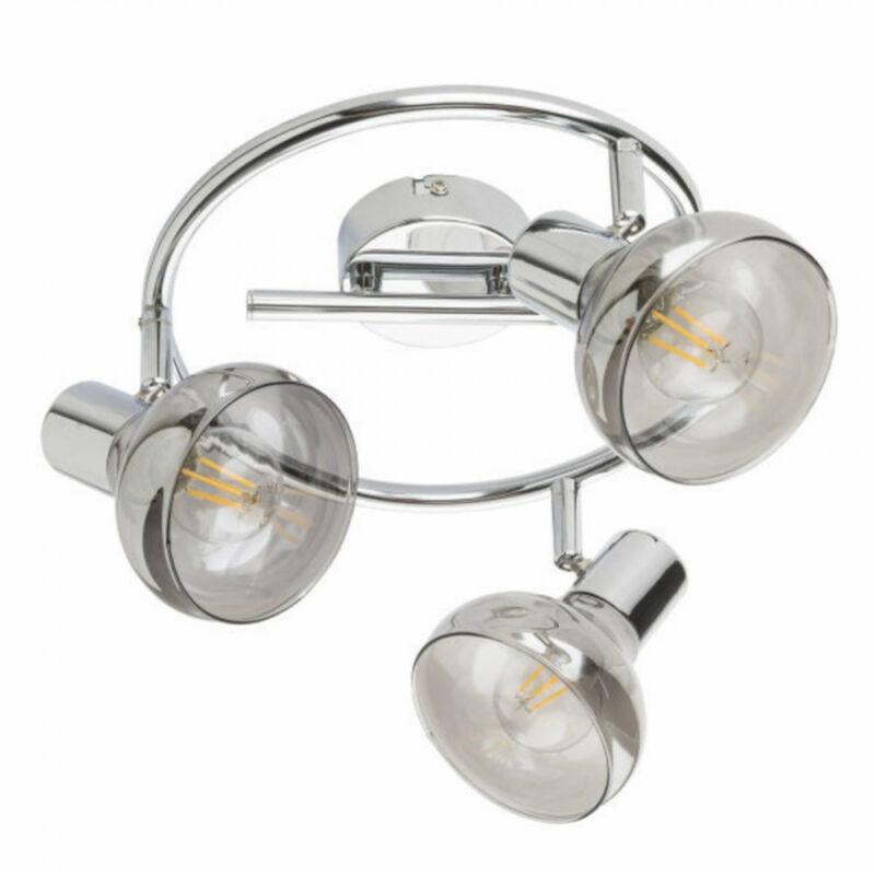 Globo LOTHAR 54921-3 mennyezeti lámpa  króm   fém   3 * E14 max. 40 W