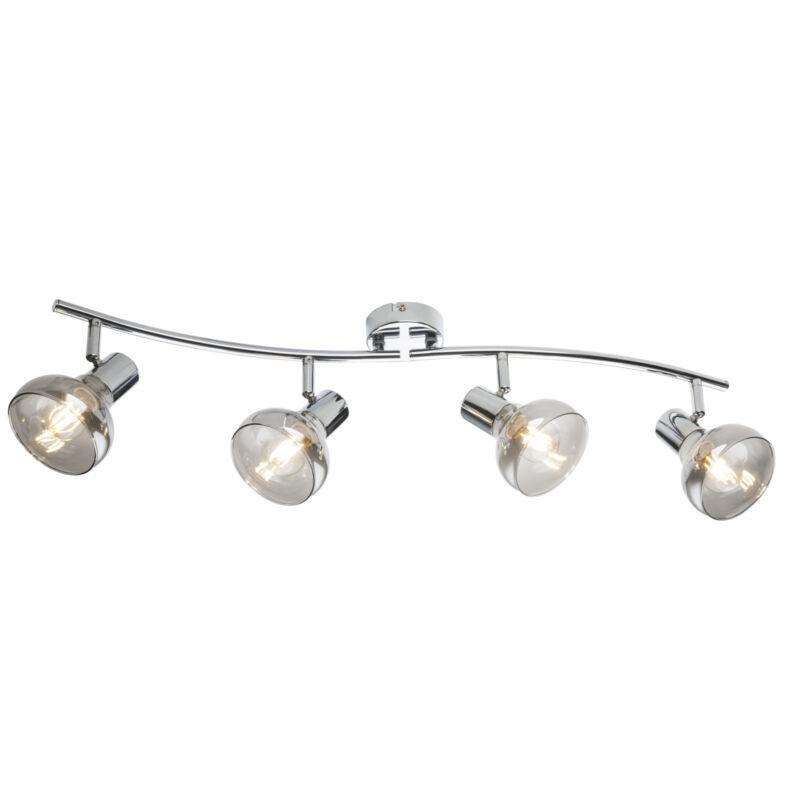 Globo LOTHAR 54921-4 mennyezeti lámpa  króm   fém   4 * E14 max. 40 W