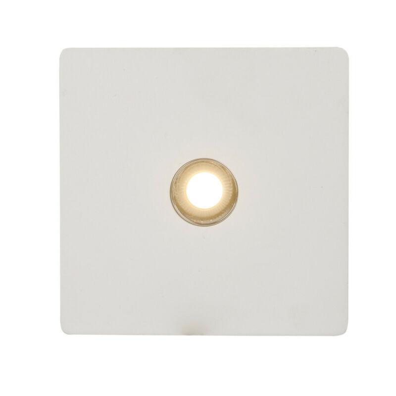 Globo CHRISTINE 55010 mennyezeti spot lámpa  fehér   gipsz   LED - 1 x 4,2W   200 lm  3000 K  IP20   A