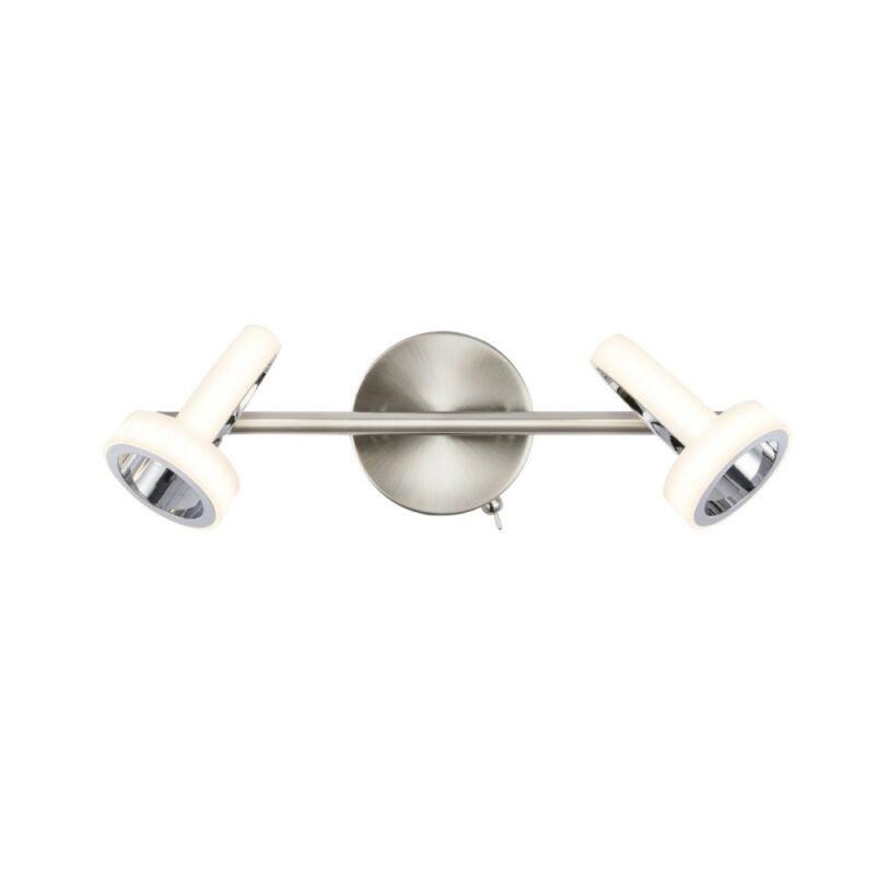 Globo RODRIK 56006-2 mennyezeti lámpa  króm   fém   2 * LED max. 5 W   310 lm  3000 K  A