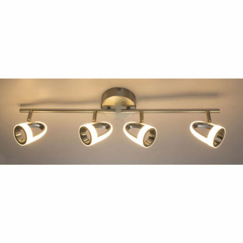 Globo RODRIK 56006-4 mennyezeti lámpa  króm   fém   4 * LED max. 5 W   310 lm  3000 K  A