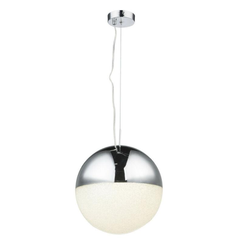 Globo UTILA 56127H egyágú függeszték króm műanyag LED - 1 x 16W LED 1 db 1410 lm 4000 K IP20 A