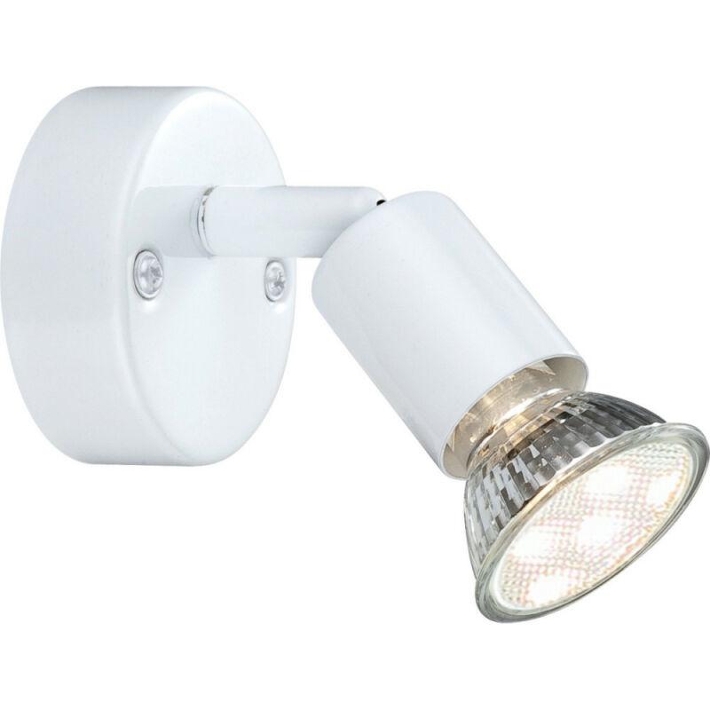 Globo OLANA 57381-1L fali spotlámpa 1 * GU10 LED max. 3 W GU10 LED 1 db 250 lm 3000 K A+
