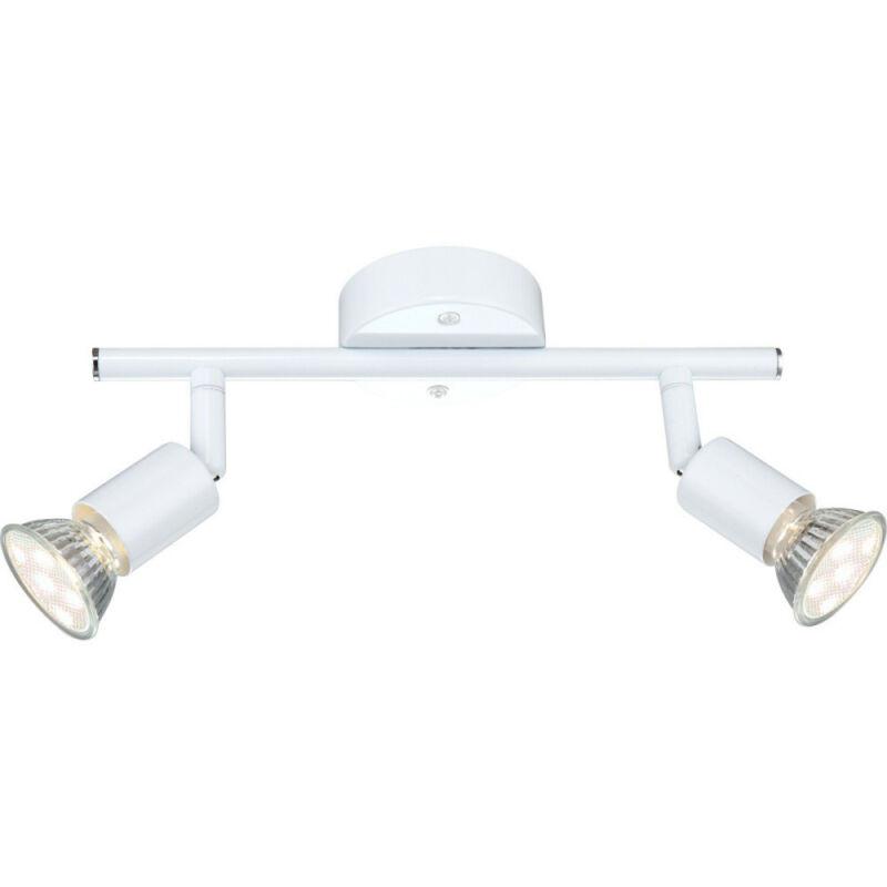 Globo OLANA 57381-2L mennyezeti spot lámpa 2 * GU10 LED max. 3 W GU10 LED 2 db 250 lm 3000 K A+