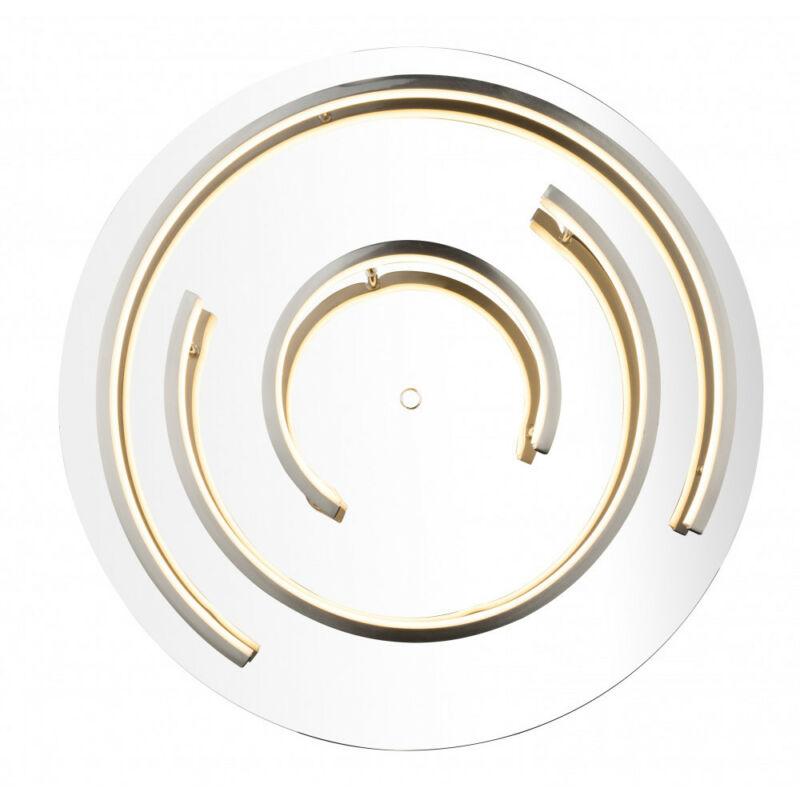 Globo TITUS 67092-47 mennyezeti lámpa  króm   műanyag   LED - 1 x 47W   1880 lm  3000 K  IP20   A