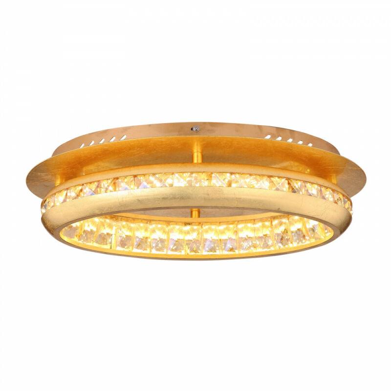 Globo HOMMI 67096-18G mennyezeti kristálylámpa  1 * LED max. 18 W   1620 lm  4000 K  A