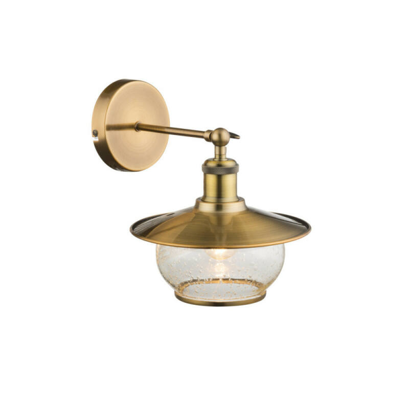 Globo NEVIS 69030W falikar bronz 1 * E27 max. 60 W E27 1 db