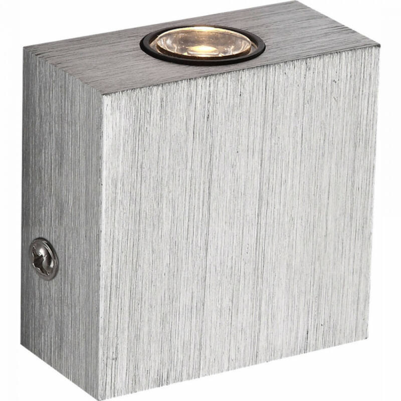 Globo GORDON 7600 fali spotlámpa alumínium 1 x max. 1W LED 1 db 80 lm 3000 K IP20 A