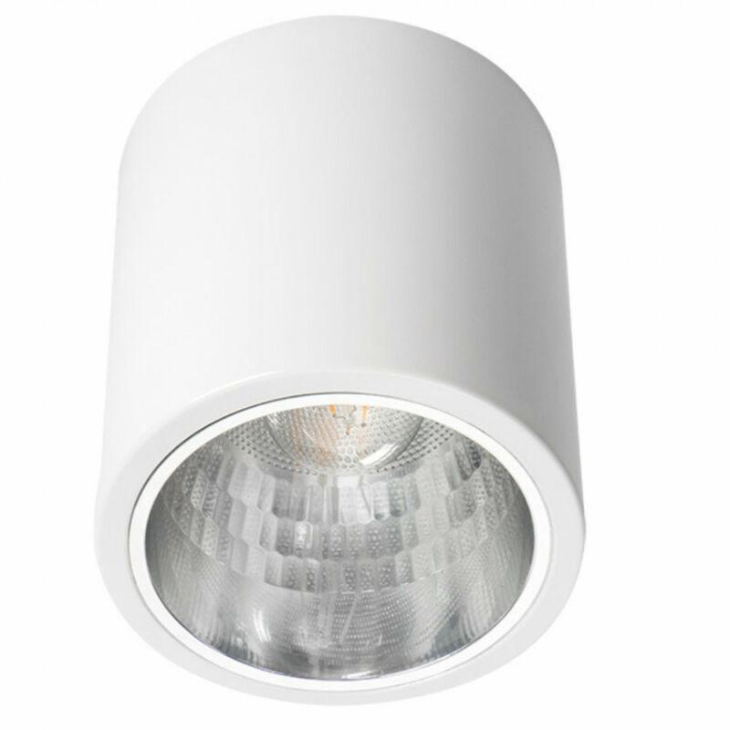 Kanlux Nikord 7210 mennyezeti lámpa  fehér   alumínium   1 x E27 max. 60W   IP20