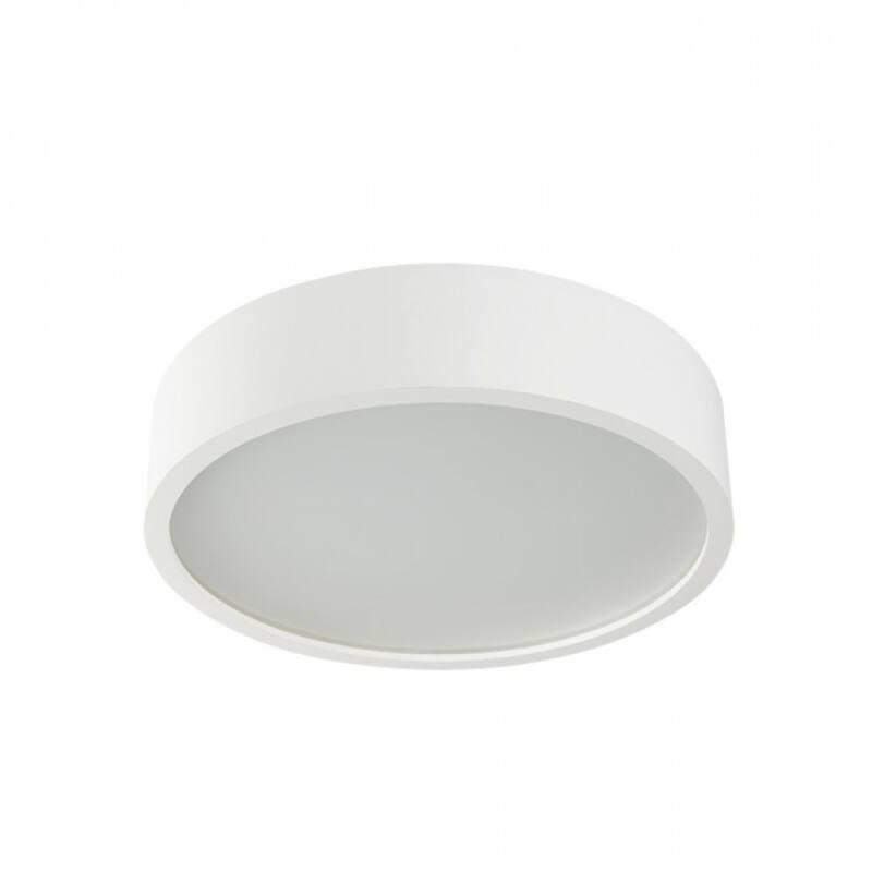 Kanlux Jasmin 23126 mennyezeti lámpa  matt fehér   fa   1 x E27 max. 60W   IP20
