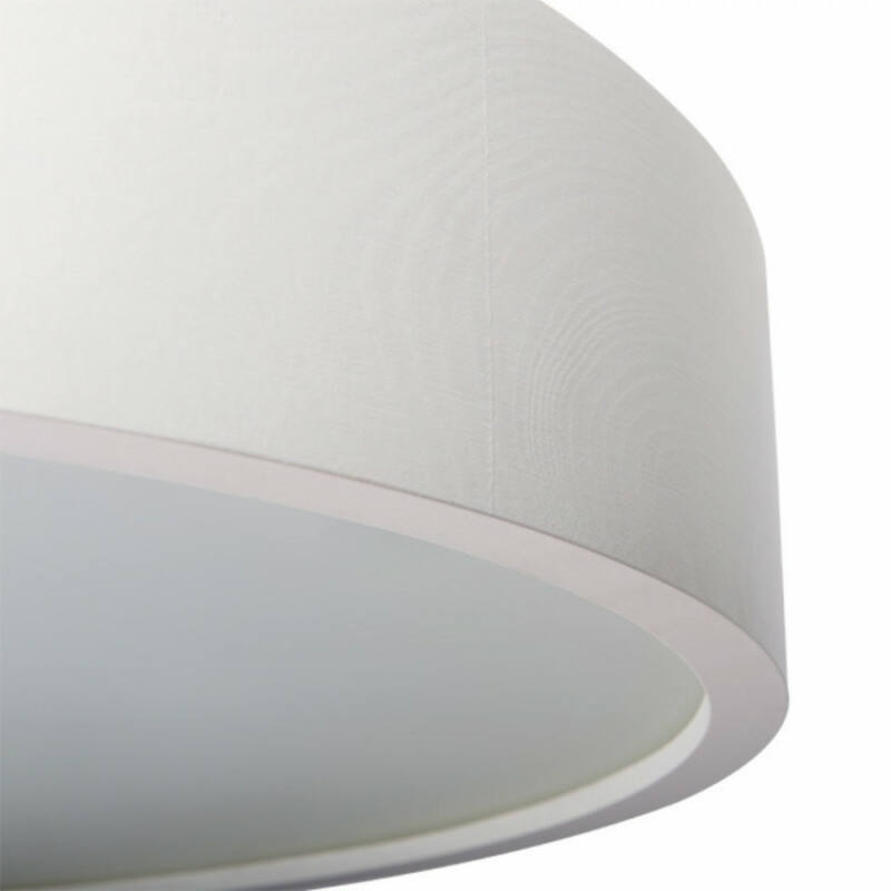 Kanlux Jasmin 23127 mennyezeti lámpa matt fehér fa 2 x E27 max. 60W E27 2 db IP20
