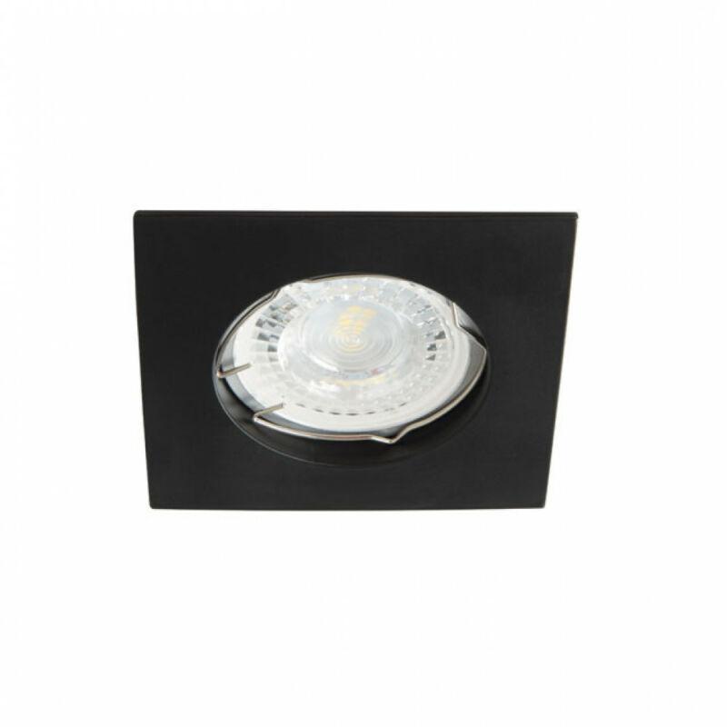 Kanlux Navi 25990 beépíthető spotlámpa matt fekete alumínium 1 x MR-16 max. 50W MR16 1 db IP20